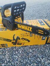 DEWALT DCCS620B 20V MAX XR Compact 12 Inch Cordless Chainsaw