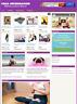 YOGA WEBSITE - Affiliate Information Website For Sale - Free Installation