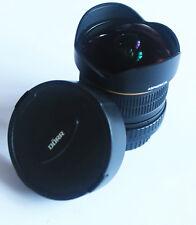 Dörr Fisheye Objektiv 8 mm F/3.5 in OVP für Canon EF