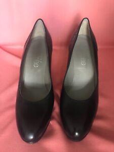 Shirley Mae Damen Schuhe Elegante Pumps Größe 41 Blau