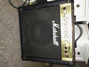 marshall mgseries 15cdr amplifier