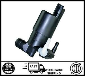 Windscreen Washer (Twin Outlet) Pump FOR Peugeot 207 All Models