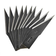No.2 (10 Blade Pk) Large Fine Point Blade for x-acto Hobby Craft Replacement