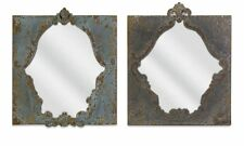 Imax 10919-2 Campbell Iron Mirrors, Set of 2