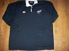 1998 New Zealand Invincibles L/s Rugby Union Shirt Adults XL All Blacks