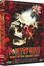 POULTRYGEIST - DVD UNCUT MOVIES - HORREUR - TROMA - COLLECTOR