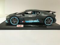 Maisto 2020 Bugatti Divo Special Edition 1:18 Exclusive Style New In Box #31719