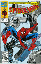 Spider-Man (1990 series) #28 in Very Nice condition (Ungraded)VF? Marvel comics