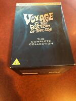 Voyage to the Bottom of the Sea (Complete Collection) PAL Series 31-DVD Set Reg2