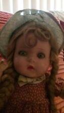 """Vintage Horsman JoJo doll """"1937"""" All Composition 13"""""""