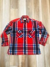 Vintage American Eagle Outfitters Shirt / Heavy Flannel Wool Blend - Medium M