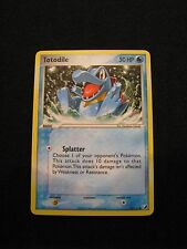 POKEMON CARD Totodile 50HP 78/115