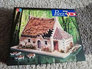 Puzz3d - 264 Piece 3D Jigsaw Puzzle - Complete - Breton House