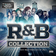 R&B COLLECTION (2011) 59-track 3xCD album BRAND NEW Rihanna Drake Rizzle Kicks