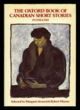 The Oxford Book of Canadian Short Stories in English By Margaret Atwood,Robert