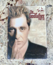 The Godfather Part 3 DVD The Final Chapter Al Pacino 1974 Paramount Pictures New