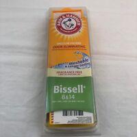 Bissell 8 & 14 Vacuum Filter Arm Hammer Fragrance Free Odor Eliminating 62648F