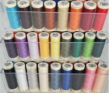 Gutermann Thread 26 Spools 100 Polyester 100m Unopened