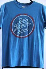 Zac Brown Band Adult T-Shirt (M) - 2013 Tour