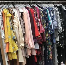 100x New WHOLESALE Women JOBLOT  Skirts Dress Coats Tops  CLOTHING SAMPLES  UK