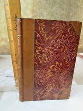 The CLANDESTINE MARRIAGE,A Comedy,1766,George Coleman & David Garrick,1st Ed.