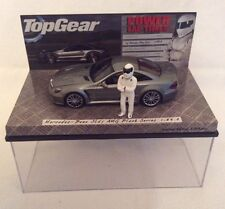 Minichamps 1.43 Scale TOP GEAR Mercedes Benz SL65 AMG Black Series.