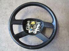 4-Speichen Lederlenkrad VW Touran Lenkrad schwarz 1T0419091B