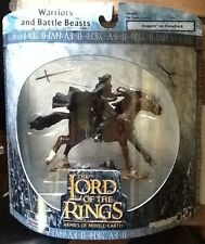 Lord of the Rings Gondorian Horseman Warriors and Battle Beasts MINT AOME