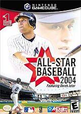 All-Star Baseball 2004 (Nintendo GameCube, 2003)