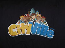 """City Ville "" Face Book game T-Shirt Great Image"