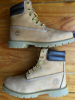 "Timberland Classic 6"" Waterproof Linden Woods Boots Women's Size 7 Wheat/Brown"