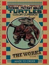 NEW Teenage Mutant Ninja Turtles: The Works Volume 3 by Peter Laird