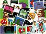 36 Super Mario Bros Sticker - 1 & 2 & 3 - 1992 - Nintendo NES (SMX1)