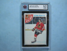 1978/79 TOPPS NHL HOCKEY CARD #75 STAN MIKITA KSA 8.5 NM/MT+ SHARP+ 78/79 TOPPS