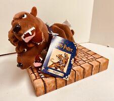 Harry Potter Hallmark Vintage Fluffy Collectible w/ Stickers & Trap Door (2000)