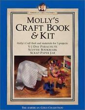 The American Girls Collection Pastimes: Molly's Craft Book & Kit