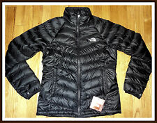NWT NEW The North Face Women's 550 Down Flint Jacket S SMALL BLACK Winter