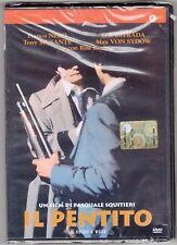 dvd IL PENTITO Franco NERO Tony MUSANTE Erik ESTRADA Max VON SYDOW
