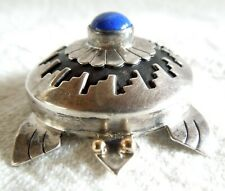 Jewelry & Watches Sterling Silver Mourning Bell Passing Bell Lady Bell #1 *90.3 Grams Peru Vintage Buy One Get One Free