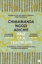 Half of a Yellow Sun, Chimamanda Ngozi Adichie   Paperback Book   Good   9780007
