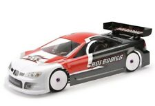 Hot Bodies #61738 Subaru Impreza Type B Body (190mm) Clear 1/10 Touring Car HPI