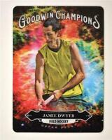 2020 GOODWIN CHAMPIONS JAMIE DWYER 3-D LENTICULARS - SPLASH OF COLOR INSERT #106