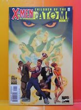 X-MEN: Children of the Atom #1 Marvel 9.2 NM- Uncertified Joe Casey/Steve Rude