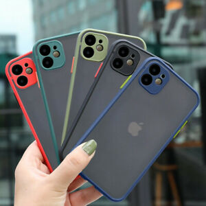Case for iPhone 12 XR 11 Pro Max 6 6s 7 8 Plus SE 2 X XS Shockproof Phone Cover