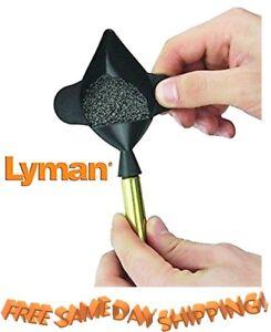 7752433 Lyman * Electronic Scale Powder Pal Funnel Pan  # 7752433 New!