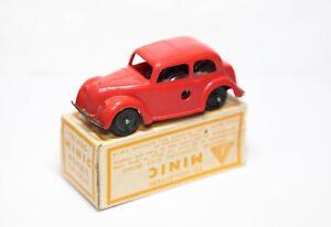 Triang Minic Morris Saloon In Its Original Box - Near Mint Clockwork Model
