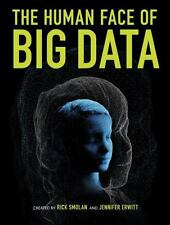 The Human Face of Big Data Book by Rick Smolan (English) Hardcover Coffee Table