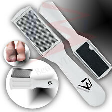 """Chiropody Foot File Nail Rasp PROFESSIONAL Pedicure Hard Dry Skin Remover 7"""" New"""