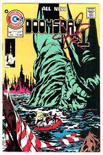 DOOMSDAY +1 #1 (VF+) early JOHN BYRNE Art! Charlton! Nice Bronze-Age Issue! 1975