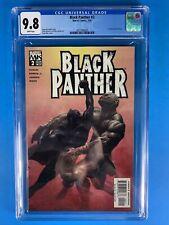 Black Panther #2 (1st app of Shuri) CGC 9.8